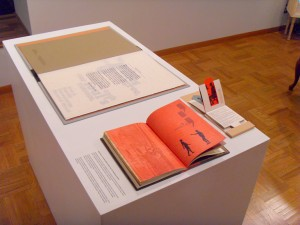 Books in Hartmand Gallery