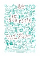 Be Yourself (Broadside)