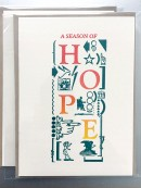"""A Season of Hope"" note card 5-pack"